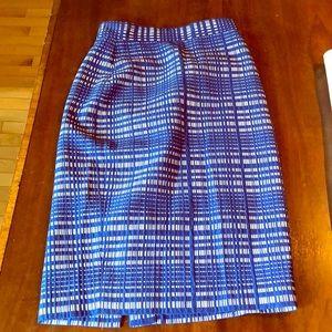 Summer pencil skirt